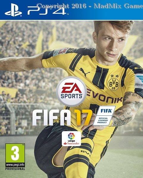 FIFA 17 (Reacondicionado)