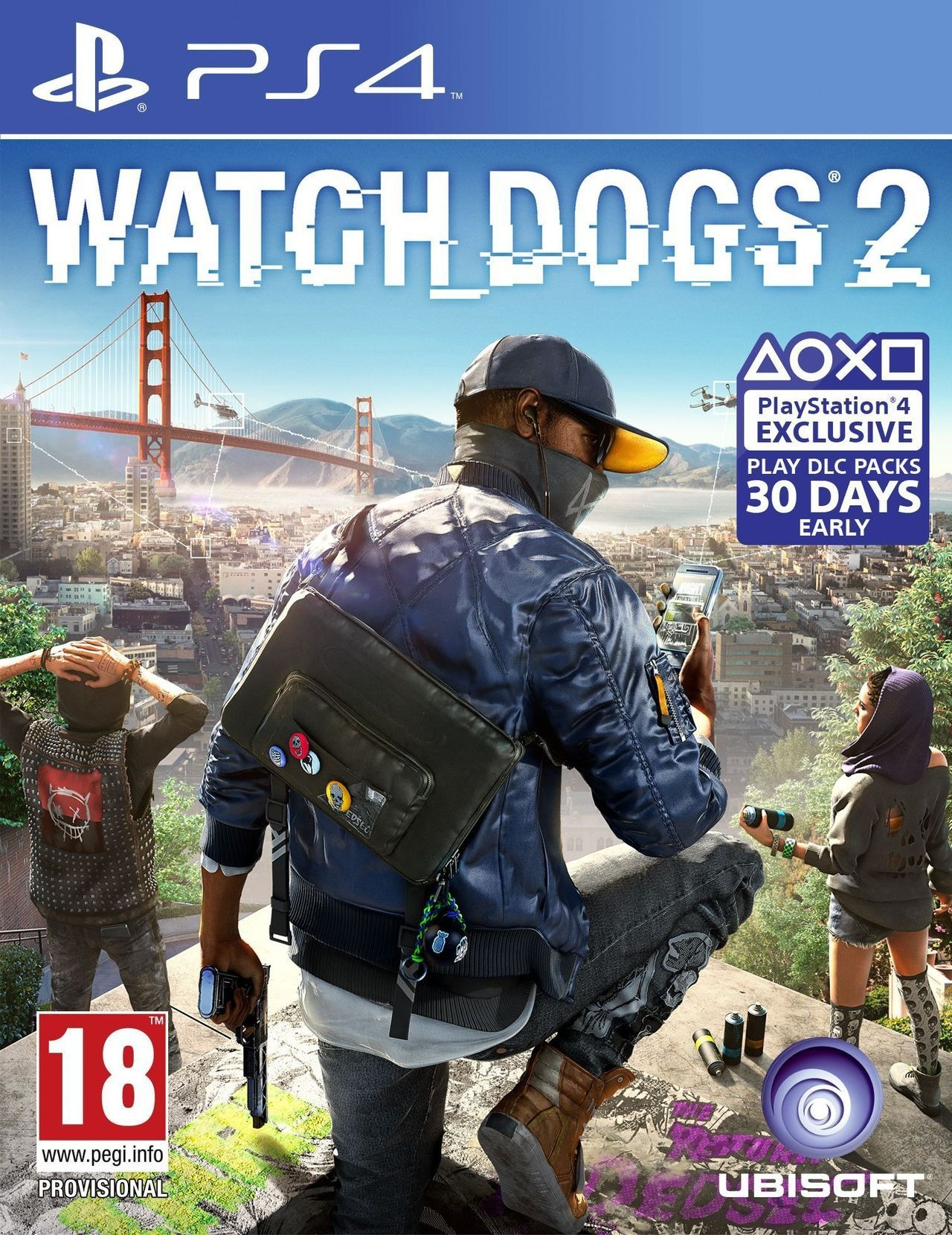 WATCH DOGS 2 (...