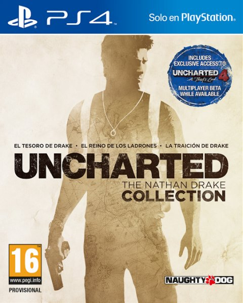 UNCHARTED: THE N.D. ...