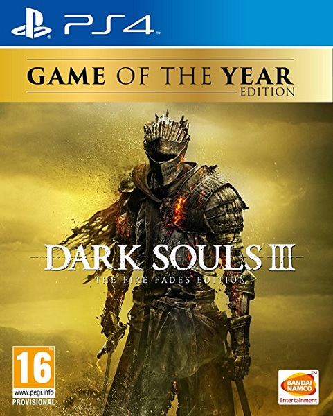 Dark Souls III: The Fire Fades Edition - Goty Ps4