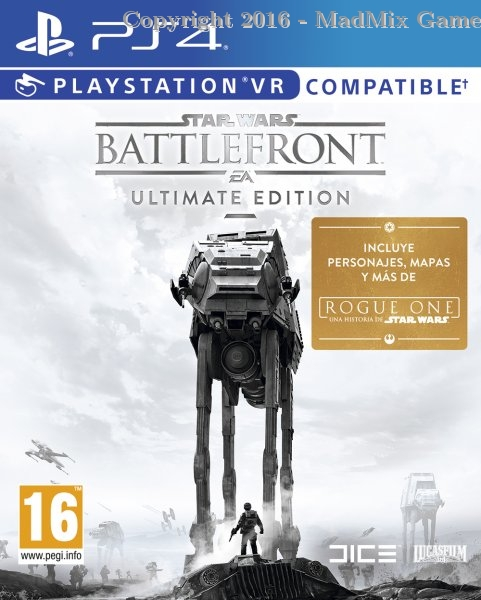 STAR WARS BATTLEFRONT ULTIMATE EDITION (VR)