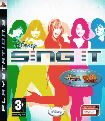 DISNEY SING IT (Reacondicionado)