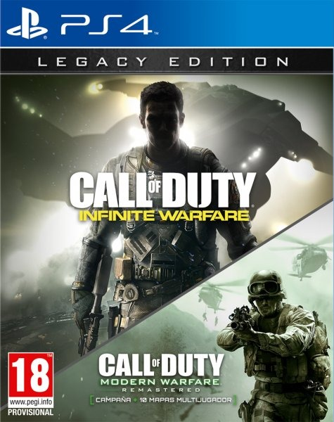 CALL OF DUTY INFINITE WARFARE (LEGACY EDITION)