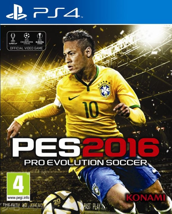 PES 2016 (Reacondicionado)