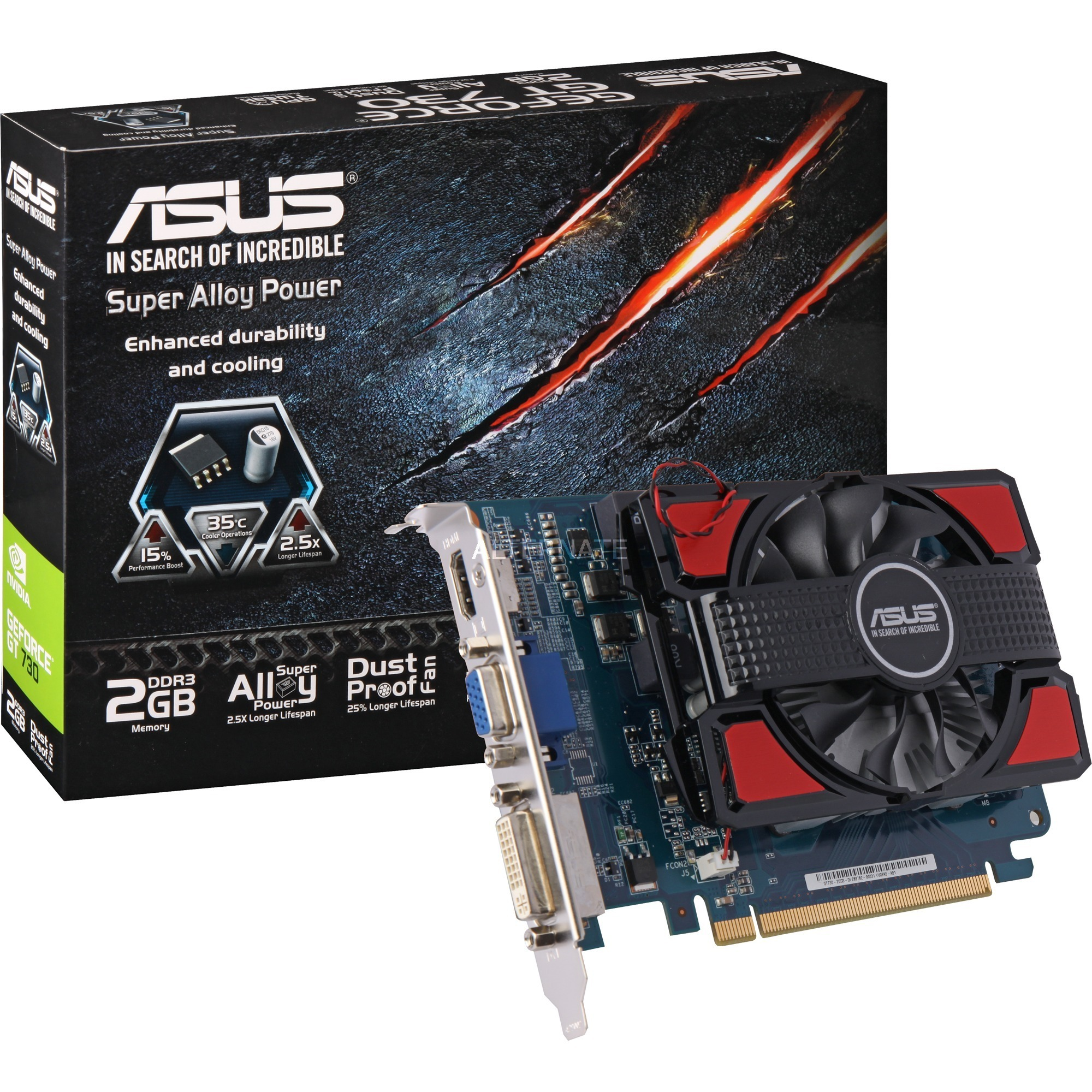 ASUS NVIDIA GEFORCE ...