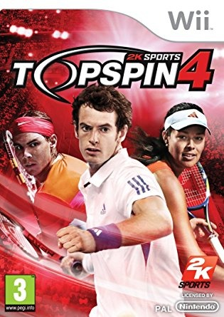 Topspin 4 (Rea...