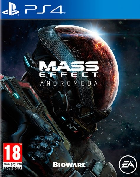 MASS EFFECT: ANDROMEDA (Reacondicionado)