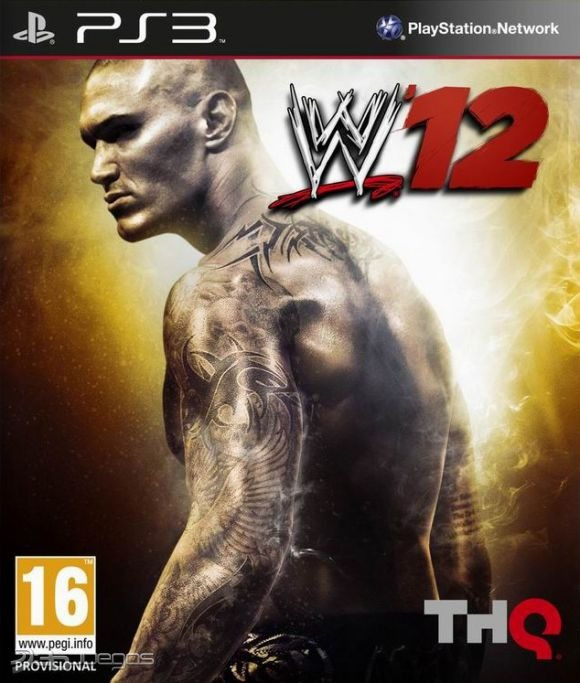 WWE 2012 (Reacondici...