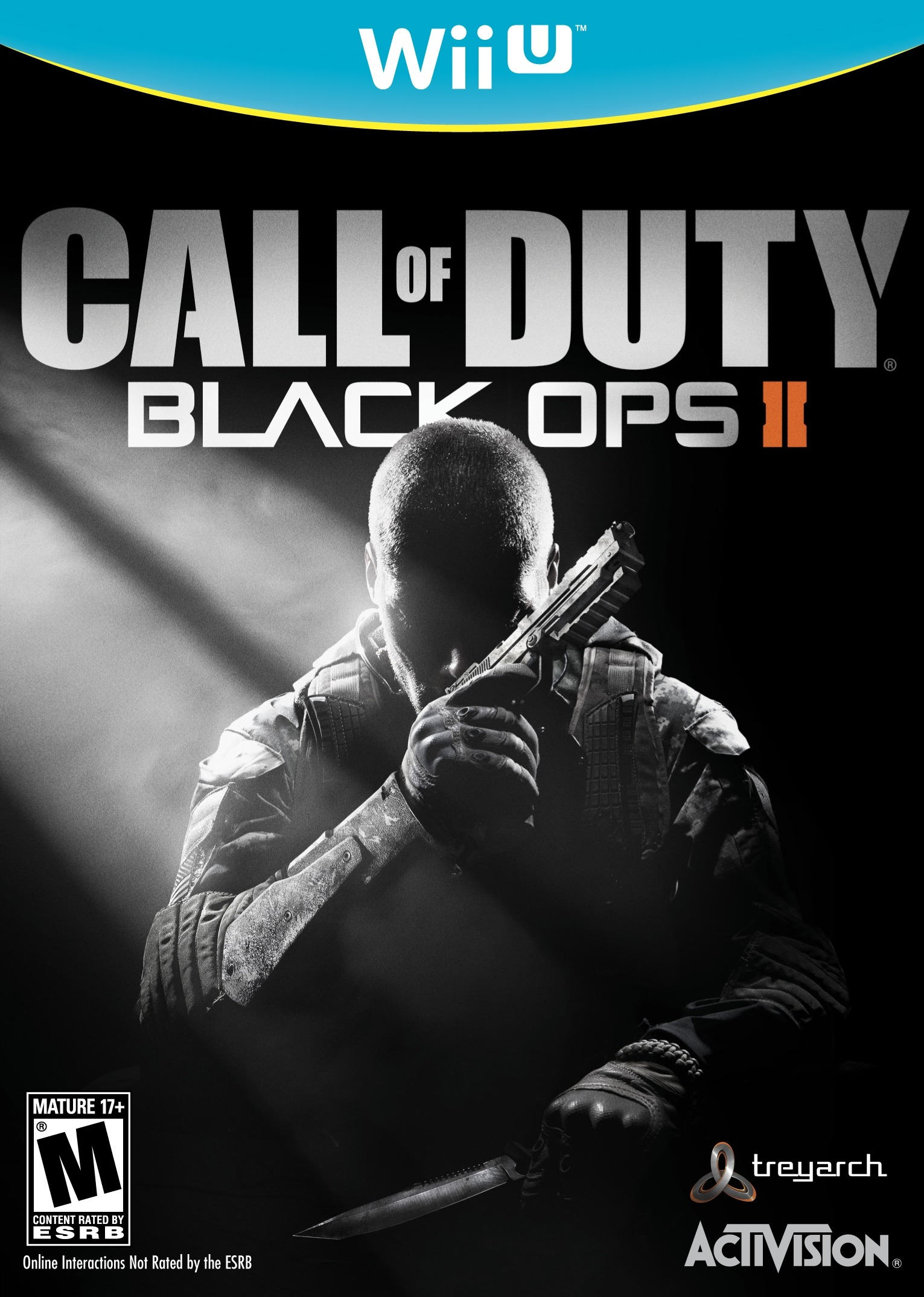 CALL OF DUTY BLACK OPS II (Reacondicionado)