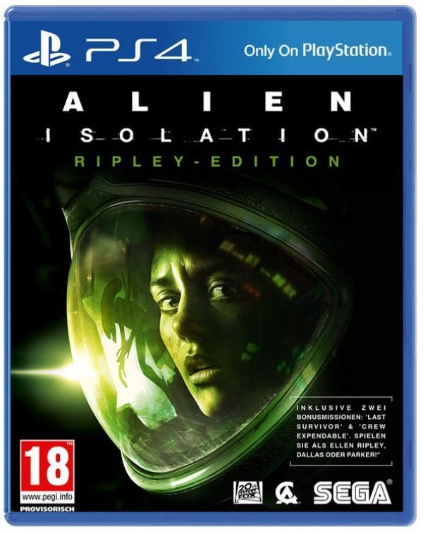 ALIEN ISOLATION EDIC...