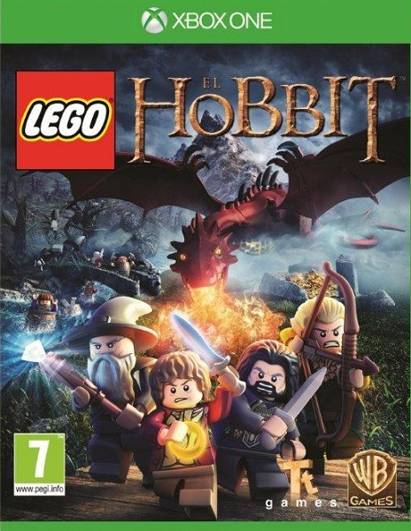 LEGO EL HOBBIT (reacondicionado)
